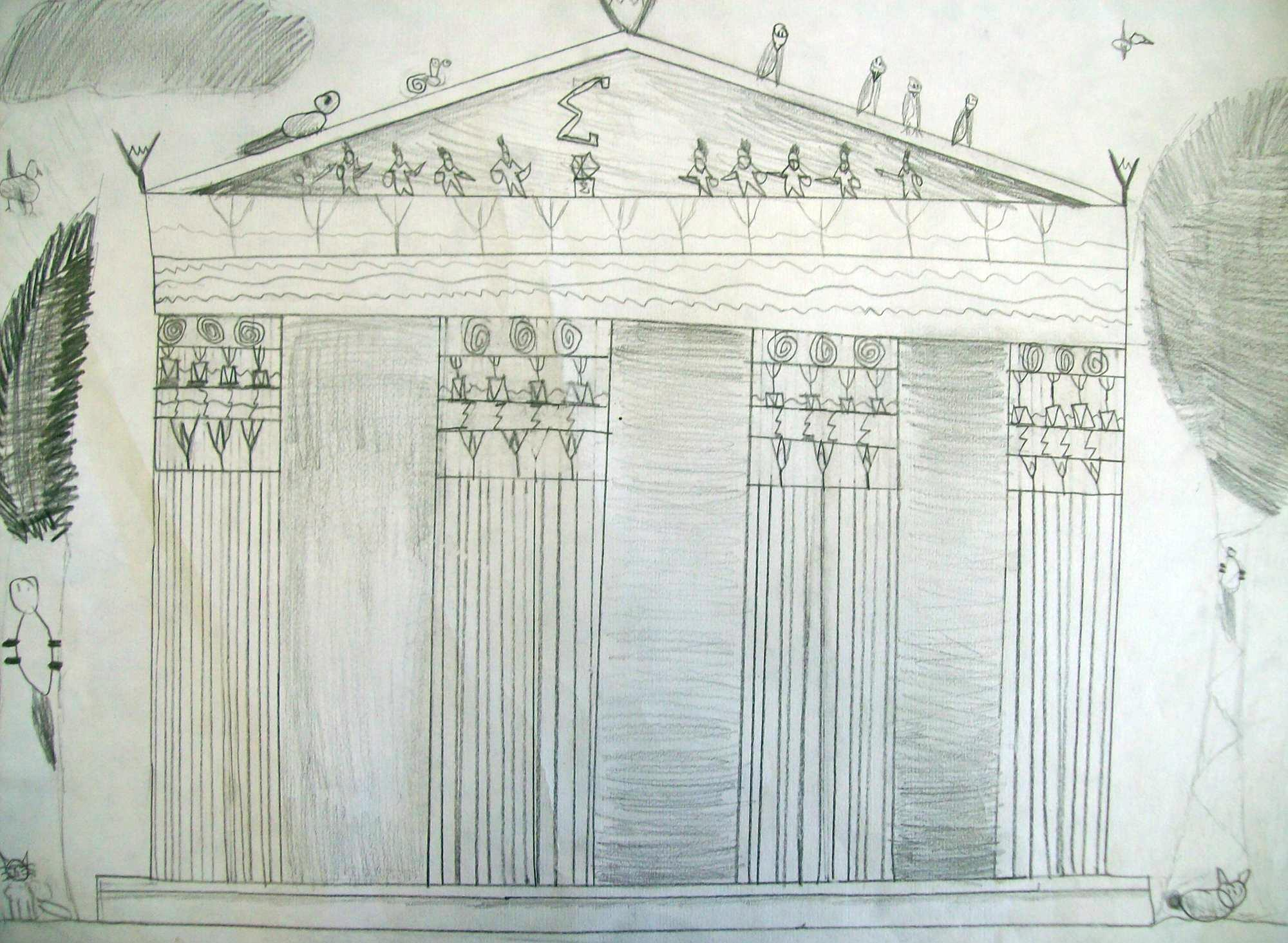 2000x1465 The Smartteacher Resource Greek Temples With Value