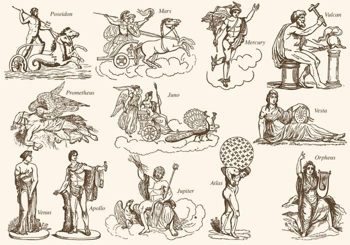 700x490 Greek Mythology Charactersq