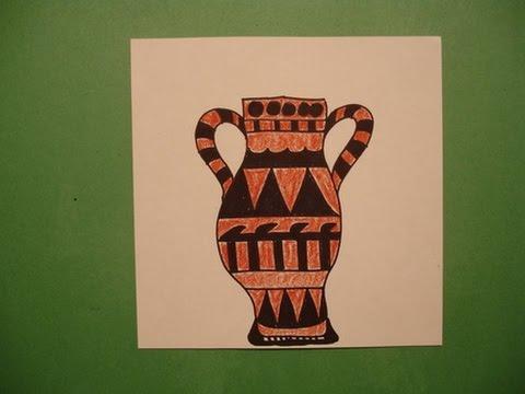 480x360 Let's Draw A Greek Vase!