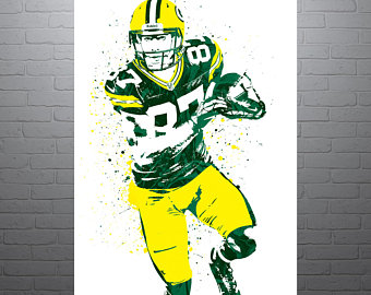 340x270 Packers Poster Etsy