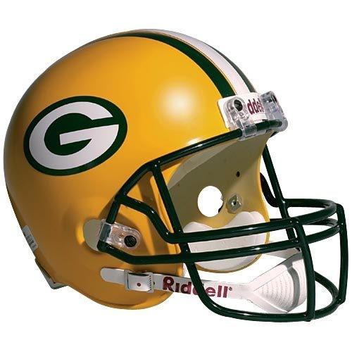 500x500 Green Bay Packers Deluxe Replica Helmet