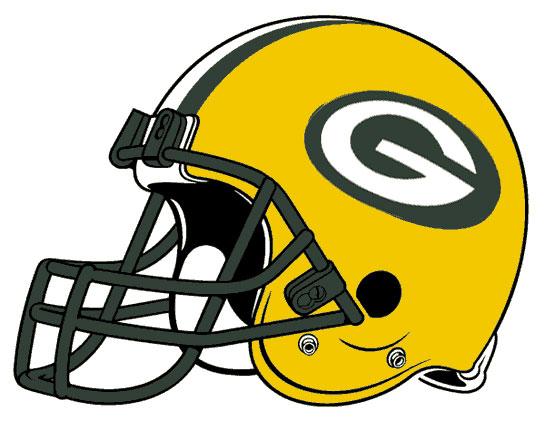 545x421 Packers Helmet Logo