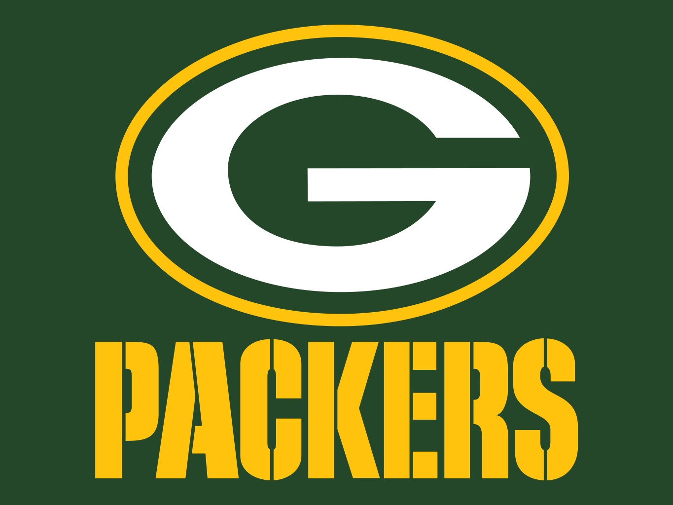 1365x1024 Green Bay Packers
