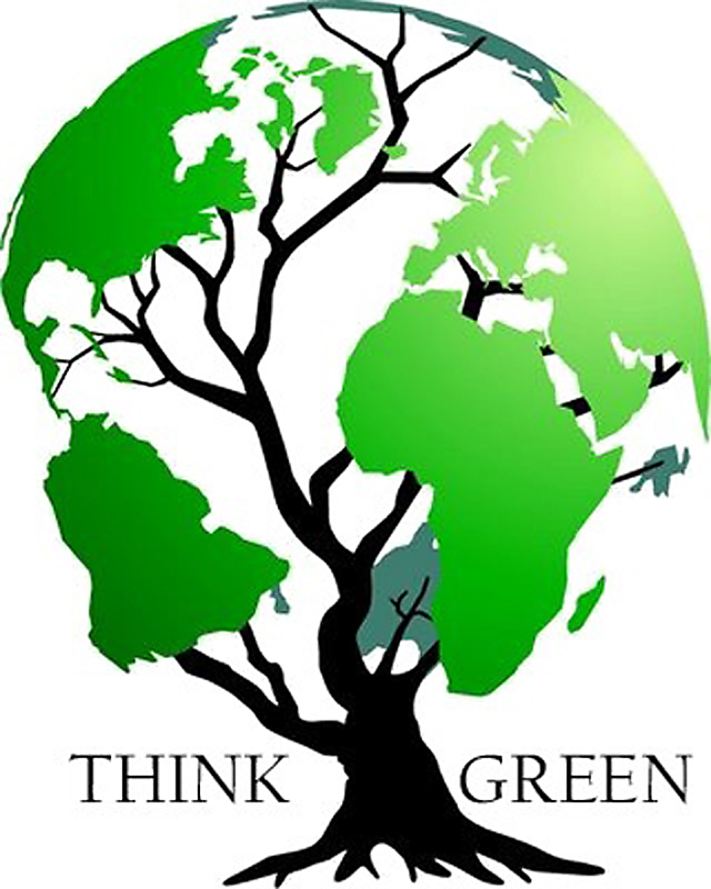 Green Earth Drawing at GetDrawings | Free download