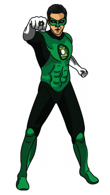 215x382 How To Draw Green Lantern, Easy Step By Step Drawing Tutorial