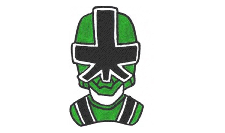 1500x885 How To Draw Green Power Ranger Samurai
