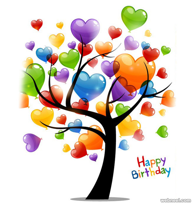 660x700 50 Beautiful Happy Birthday Greetings Card Design Examples