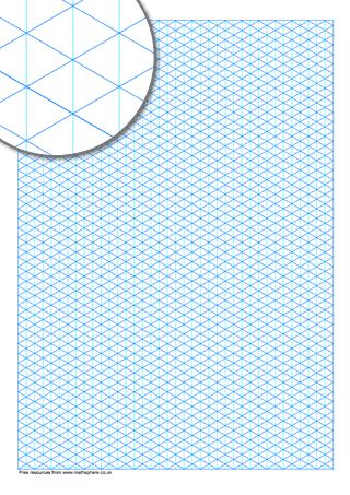 3 d graph paper