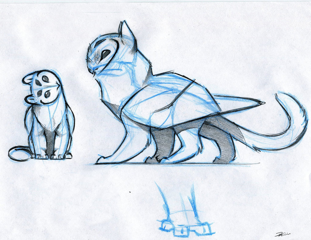 1017x786 Owl Griffin Design By Robthedoodler