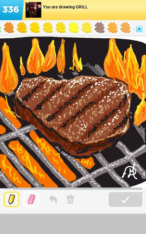 500x800 Grill Drawings