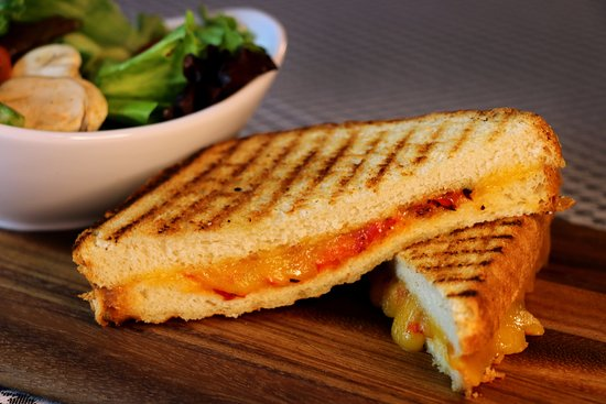 550x367 House Made Grilled Cheese