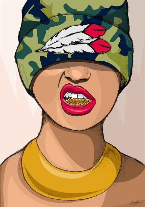 500x715 Gold Grill. Cartoon. Grills Gold Grill, Cartoon