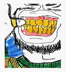 210x230 Grillz Drawing Photographic Prints Redbubble
