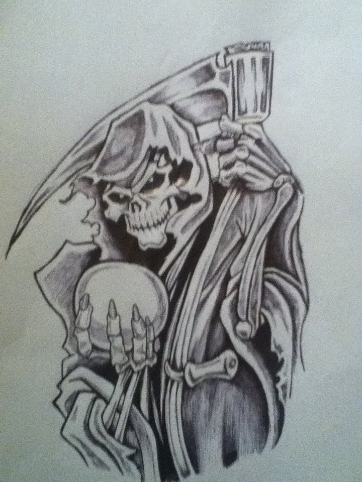 Grim reaper drawing at getdrawings free for personal use grim 720x960 grim reaper with orb by nitroinjected on deviantart voltagebd Images