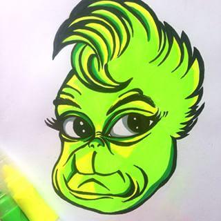 320x320 Baby Grinch Drawing Ideas Baby Grinch, Grinch