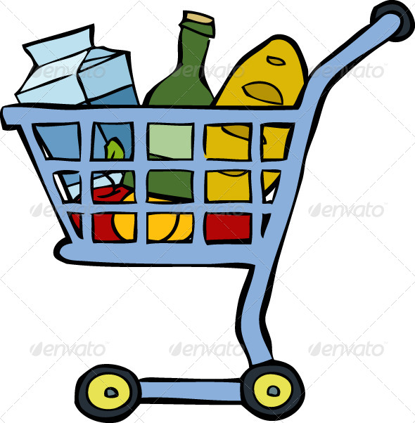 590x602 Shopping Cart