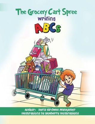 318x412 The Grocery Cart Spree Writing Abcs