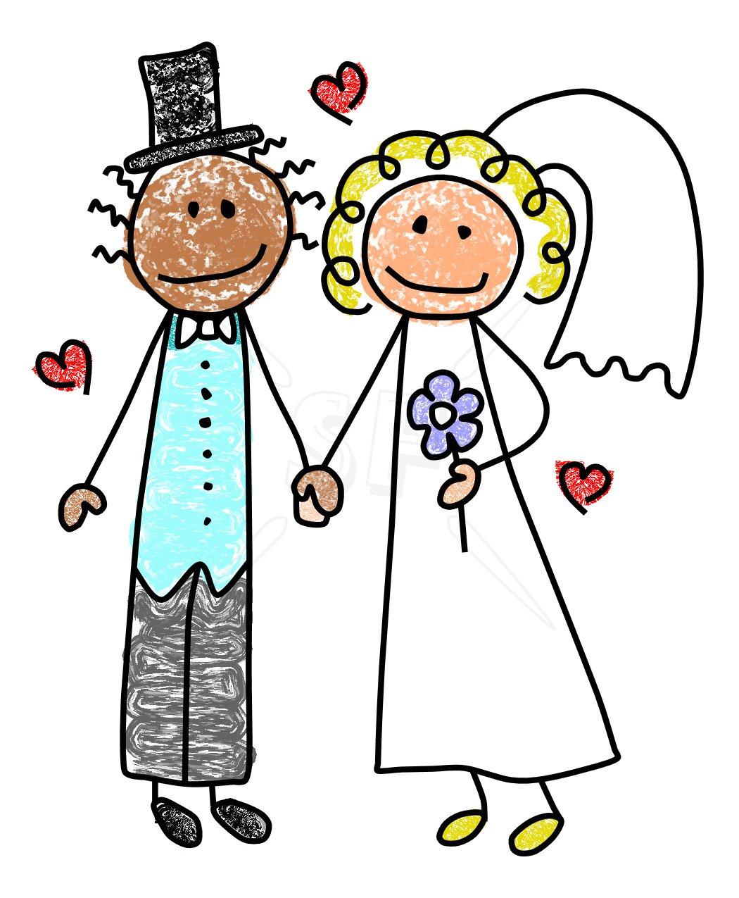 1050x1275 Bride And Groom Drawings Groom Cute Bride Groom Stick Figures