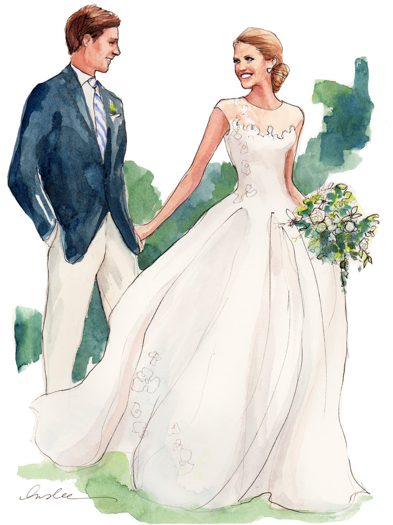 767x1024 Inslee Haynes Fashion Ilrator Reception Wedding And