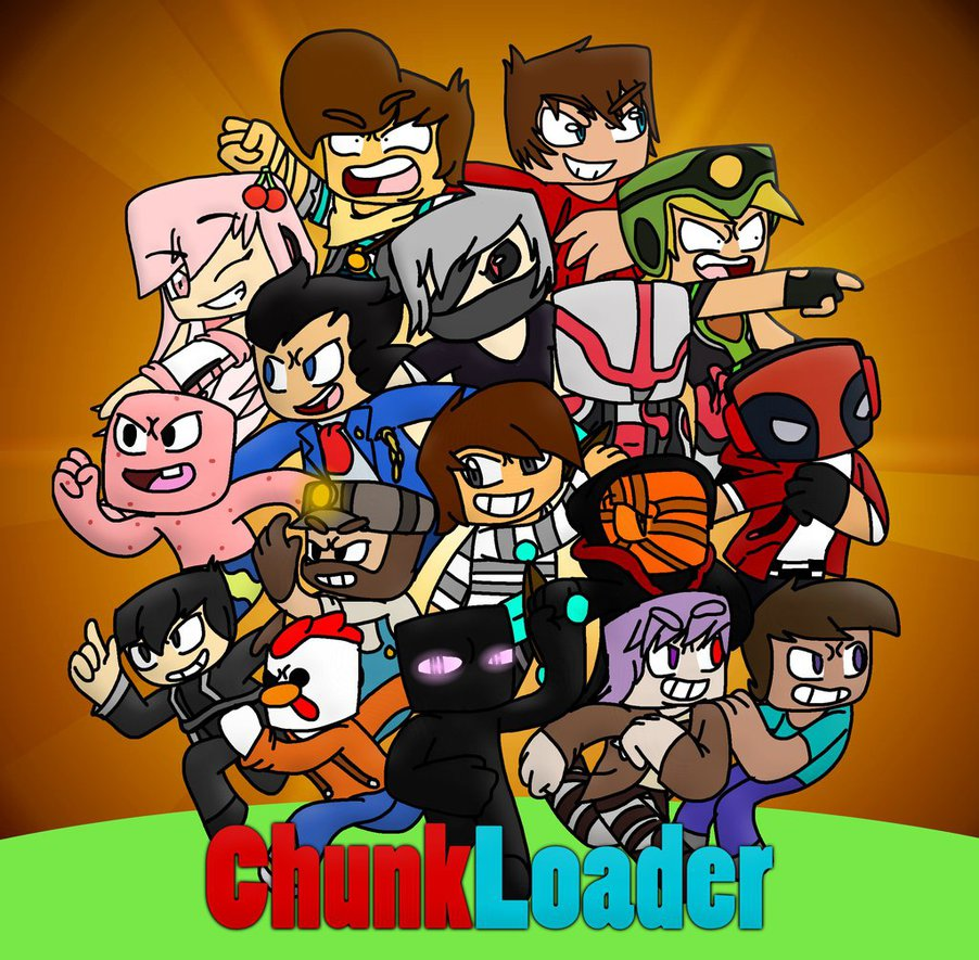 902x885 Drawing Minecraft Groups