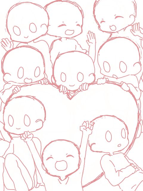 480x640 213 Best Draw All The People! Images On Character
