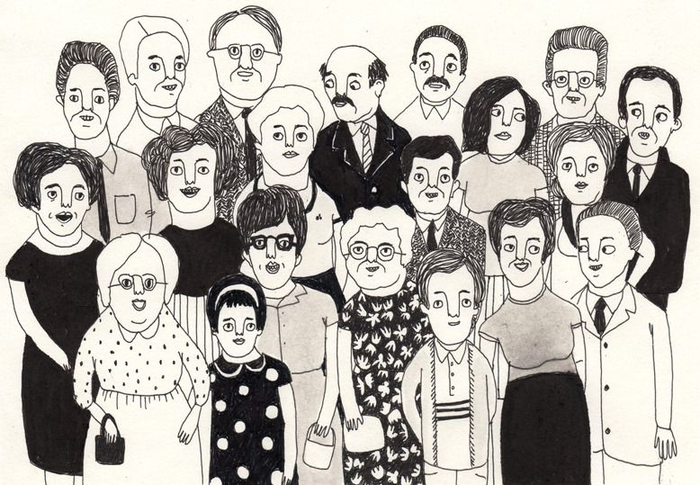778x539 A Project By Elisa Drawing Pictures, Drawings And Portraits