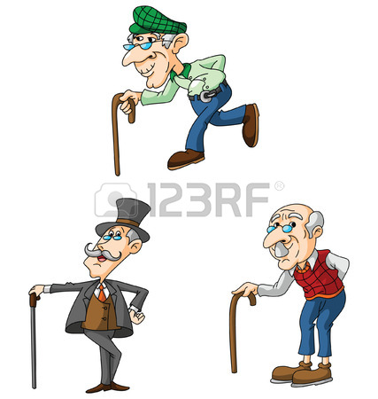 427x450 217 Grumpy Old Man Stock Vector Illustration And Royalty Free
