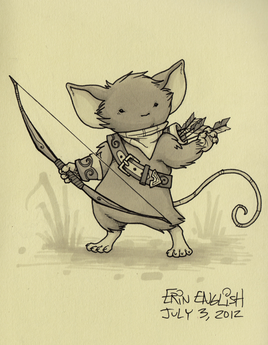 537x691 Mouse Guard Character By Breakbot Mice Mice