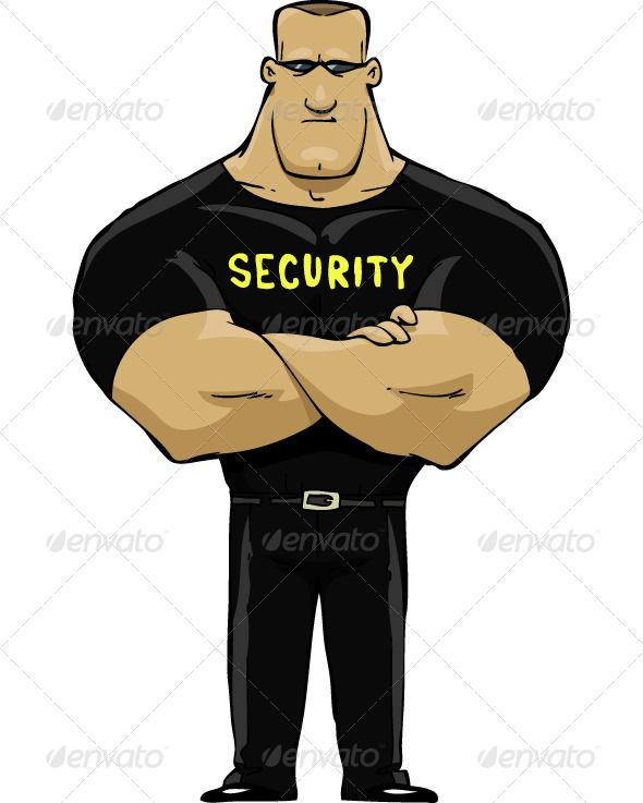 590x737 Security Guard Drawing Faces, Characters And Character Design