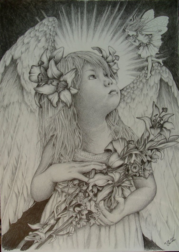 753x1060 Guardian Angels Guardian Angel By Childa On Angels