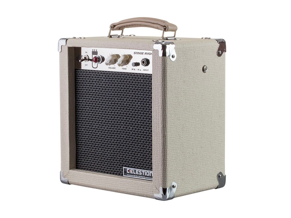 1200x900 5 Watt, 1x8 Guitar Combo Tube Amplifier With Celestion Speaker