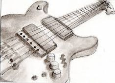 235x170 Pictures Guitar Drawings,