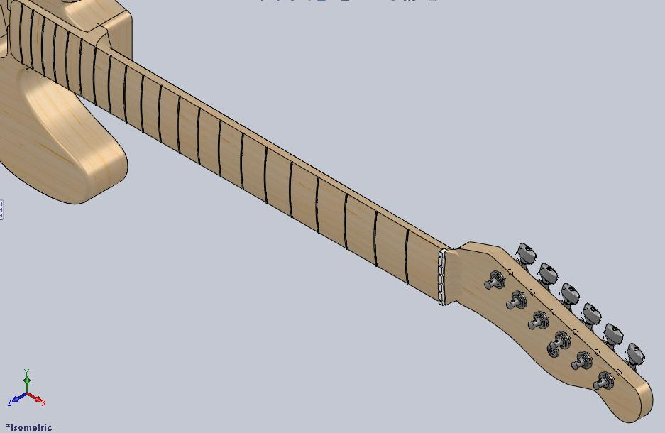 Guitar Neck Drawing at GetDrawings com Free for personal