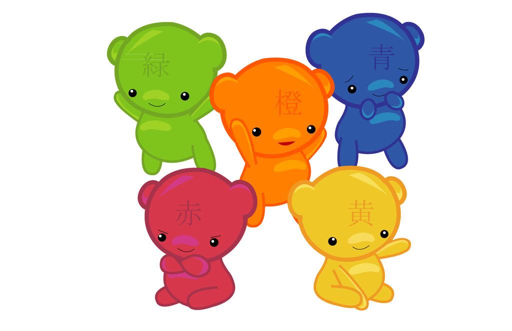 1024x663 Gummy Bears By Givemesomebacon
