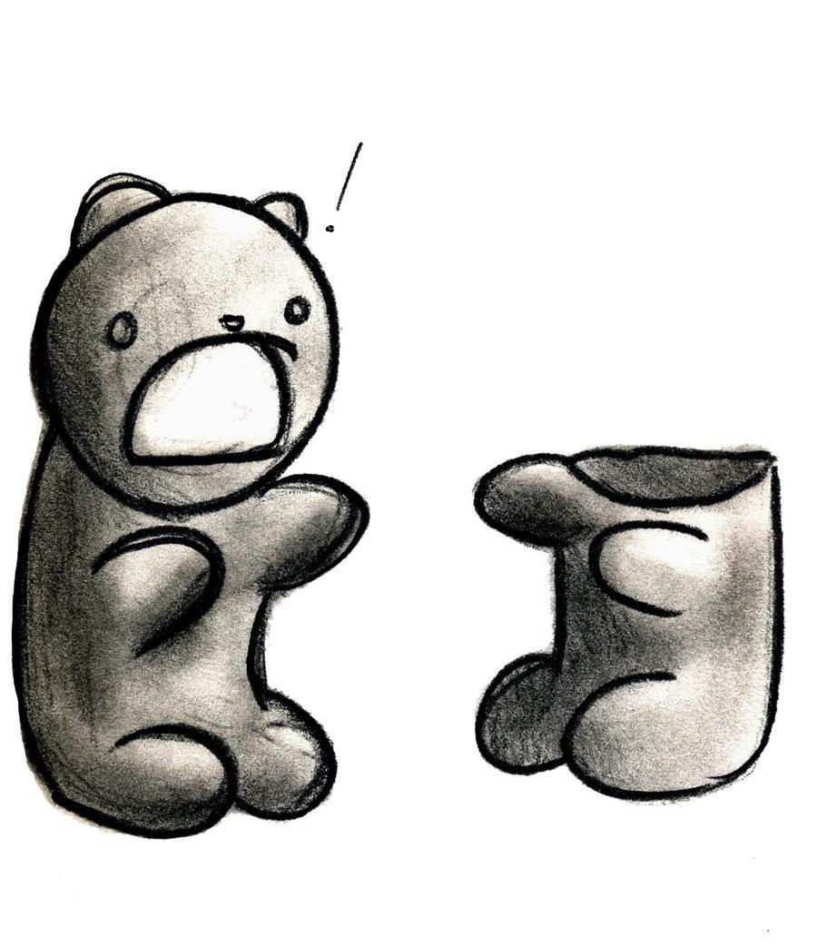 900x1042 Bears By Gloomycakes