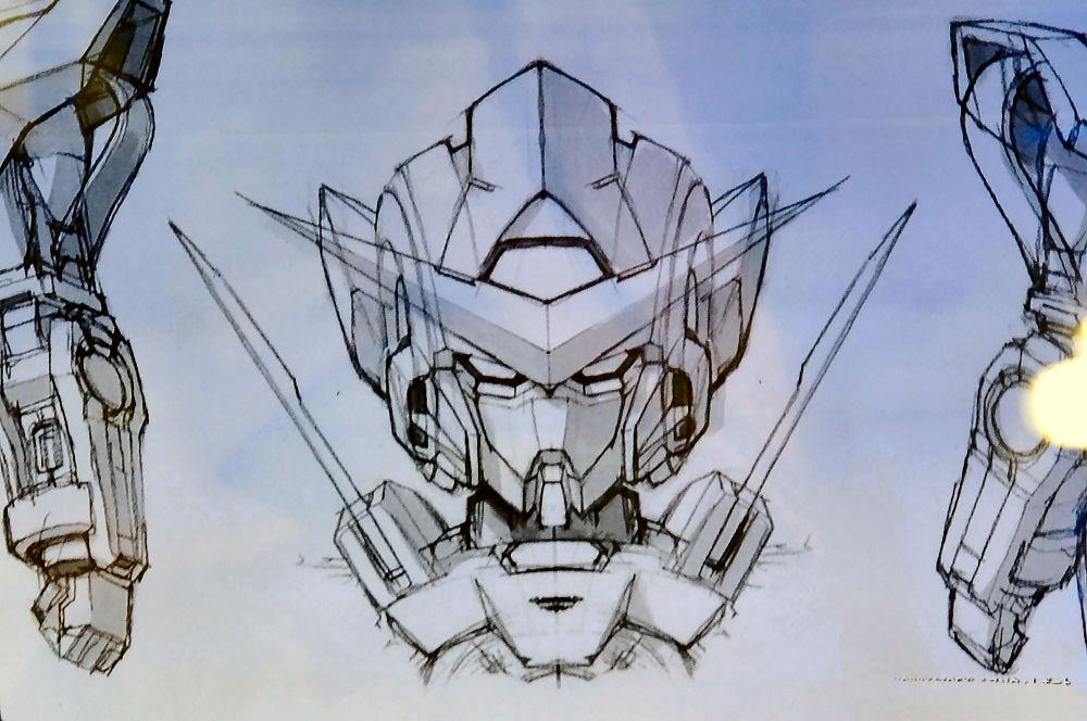 1000x664 Metal Build Gundam Exia No.4 Big Size Official Drawings Gunjap