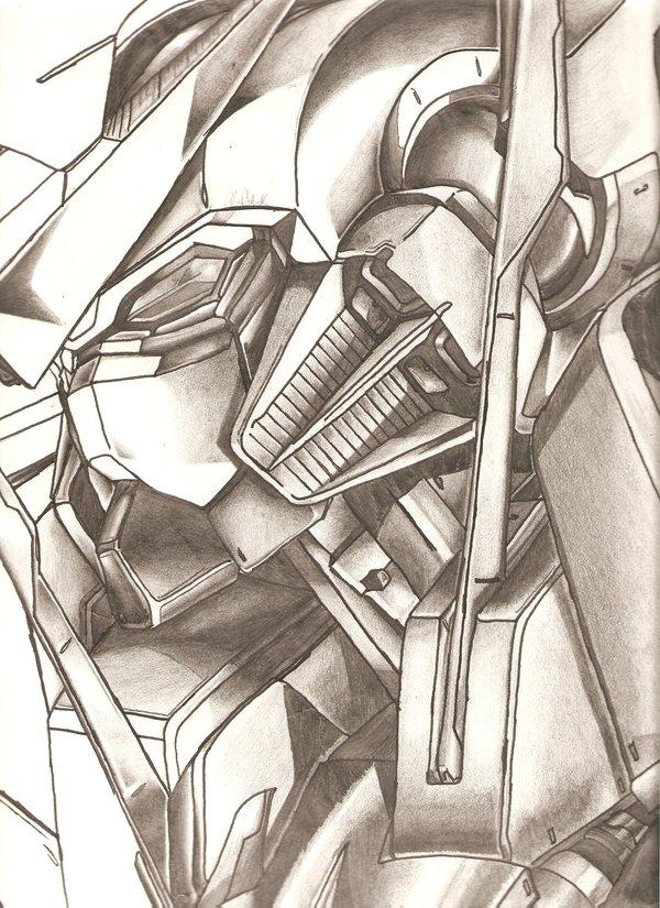 600x825 My 1st Gundam Drawing Ever By Kratos11