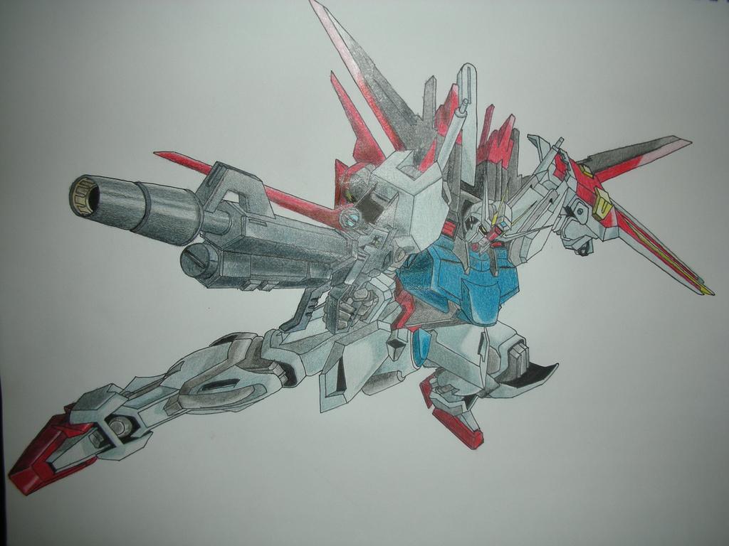 1024x768 My Gundam Drawing I Talk A Lot About My Love Of Art, So I