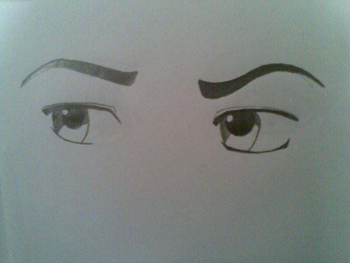 720x540 Guy Anime Eyes By Iluvstewie