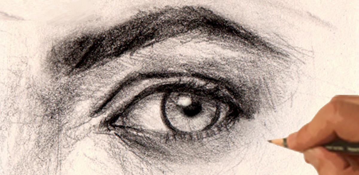 1200x586 How To Draw Eye