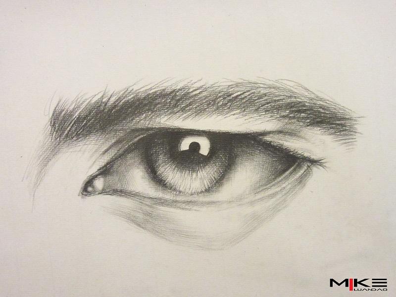 800x600 Eye Drawing