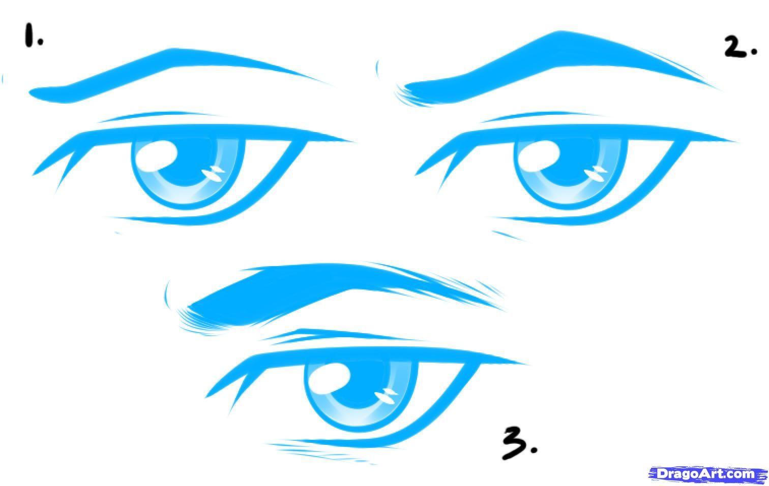 1512x957 Retro Eye Drawing Female