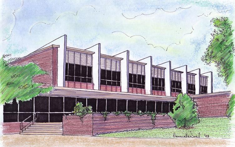 750x468 Burr Gymnasium Howard University, Washington, Dc The Thinking