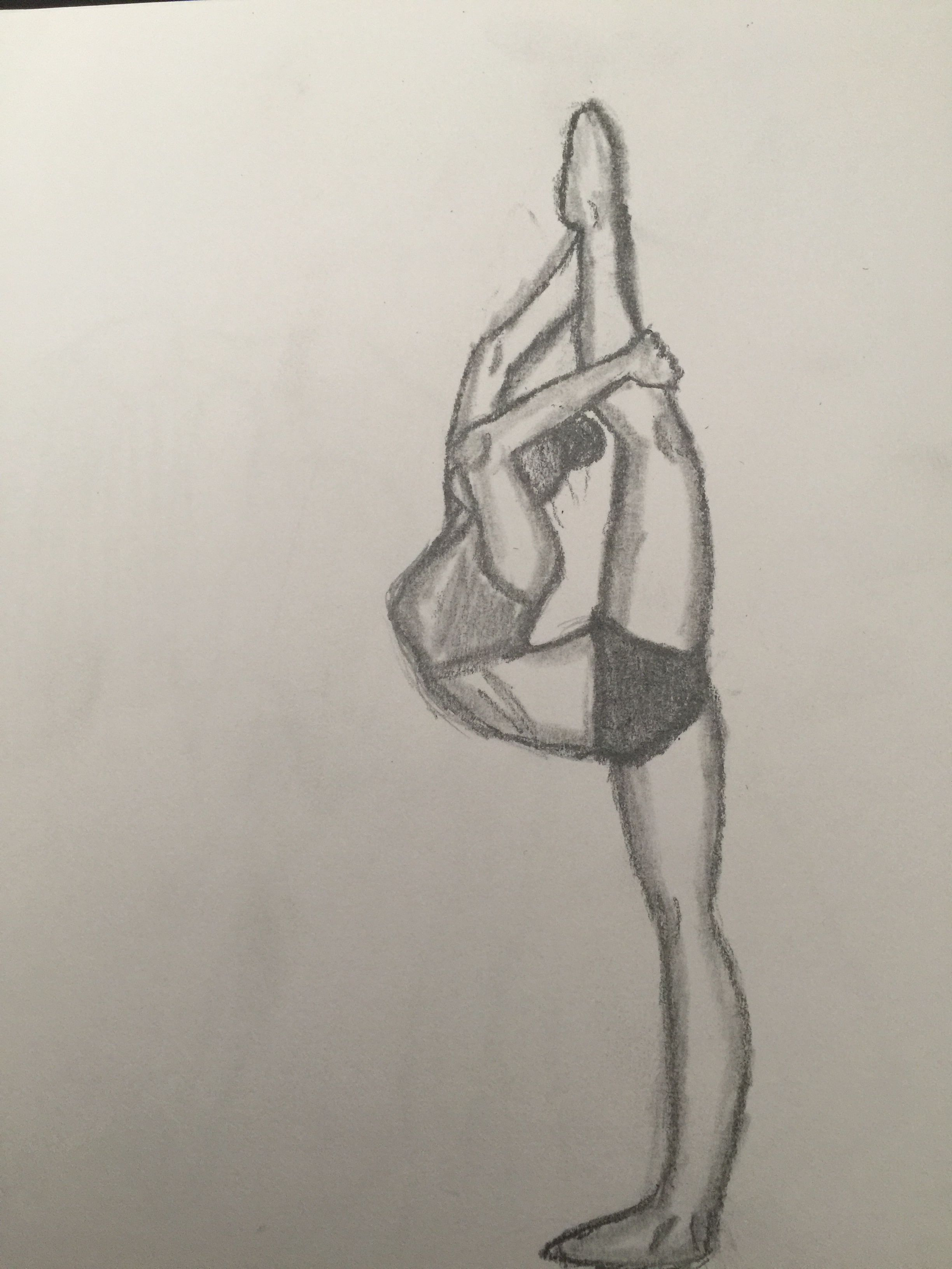 2448x3264 Pin By Radost On Gymnastic Drawings Drawings