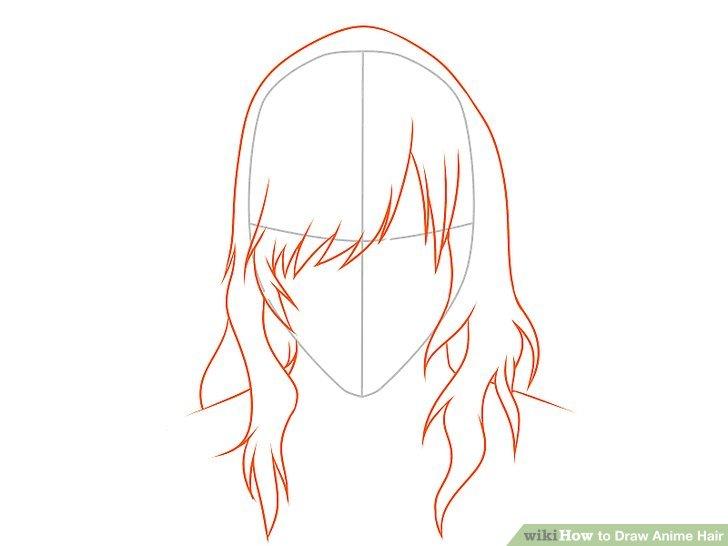 728x546 6 Ways To Draw Anime Hair