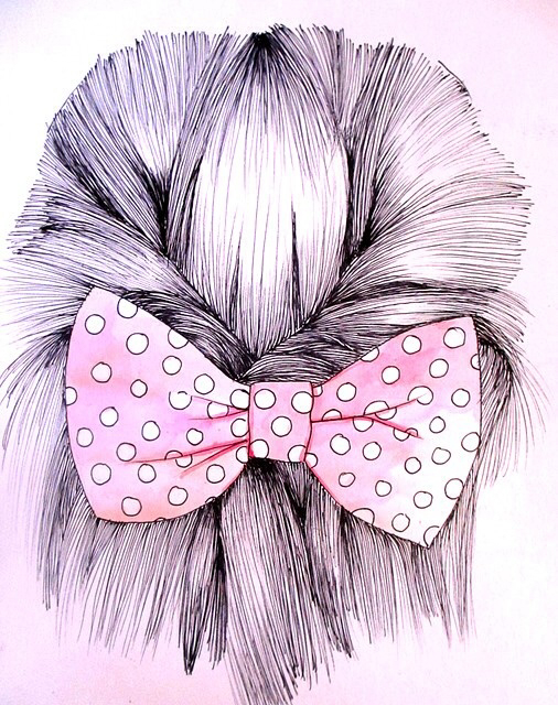 506x640 Pink Bow