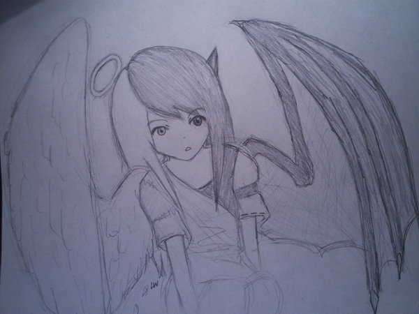 600x450 46675 Half Angel Half Demon By Wolforchid.jpg I Like