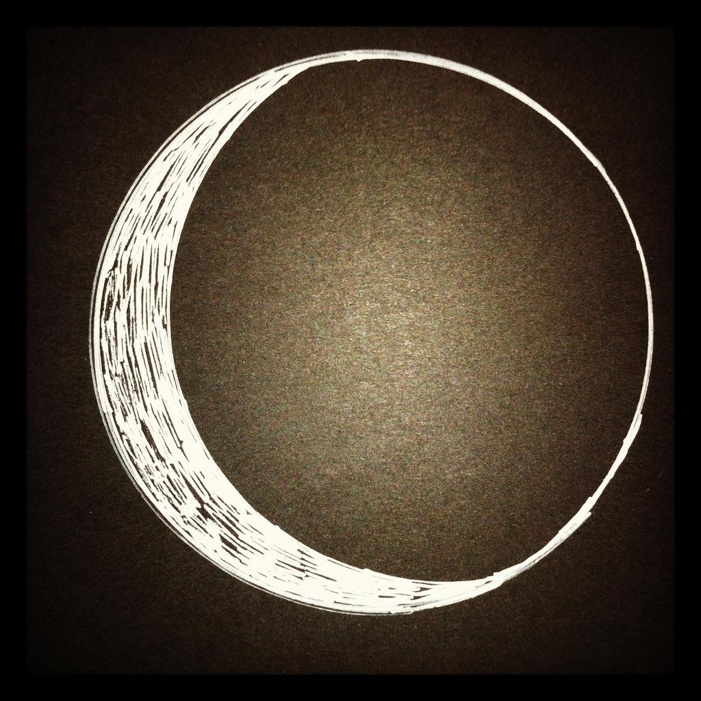 1024x1024 Crescent Moon