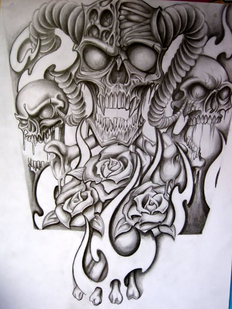 Half Sleeve Tattoo Drawing At Getdrawings Com Free For Personal