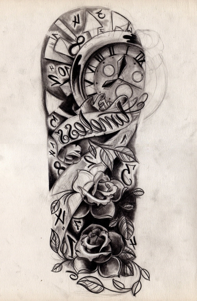 672x1024 Sleeve Tattoo Drawing 1000 Images About Tattoo Ideas